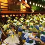 AOMORI 黒石よされ(流し踊り):2019年8月15日~16日
