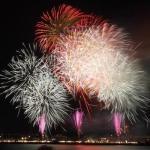 第39回八戸花火大会開催:2019/08/18