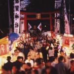 猿賀神社十五夜大祭2019