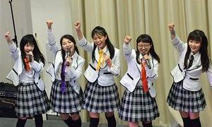 青森・りんご娘妹ユニット「アルプスおとめ」新体制始動