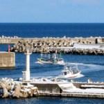 青森県三沢漁港で「漁船避難ルール」の実証試験