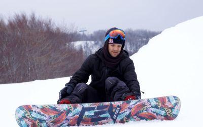 Louie Vito on Aomori Spring Pro Camp: I'll Be Back!