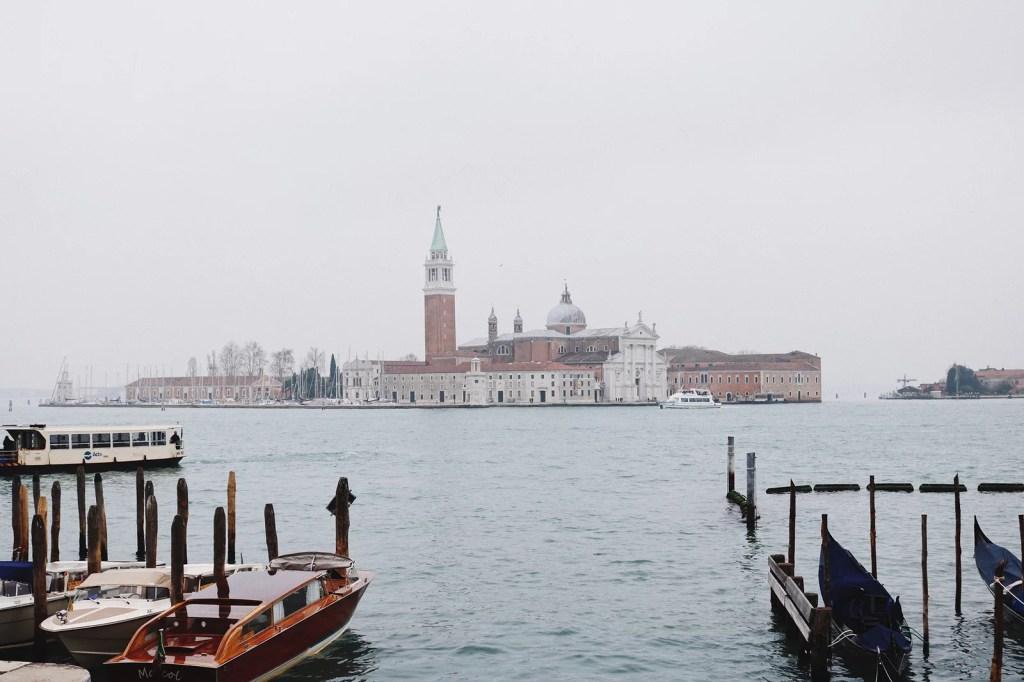 Um dia em Veneza