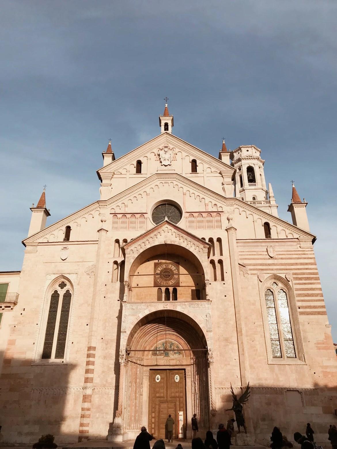 A catedral de Verona