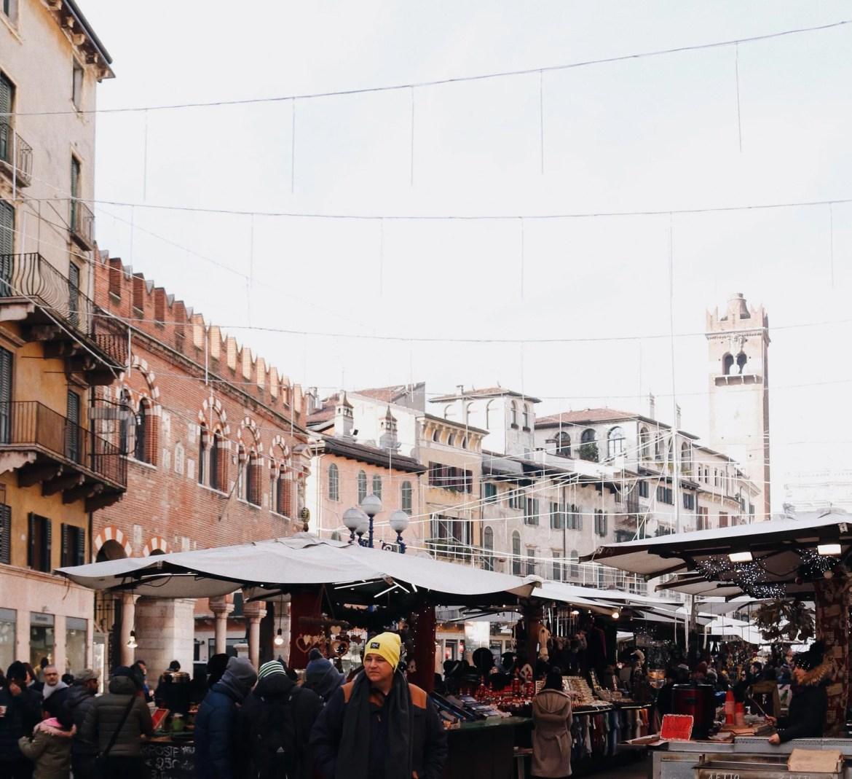Feirinha de Natal - O que fazer em Verona em 1 dia