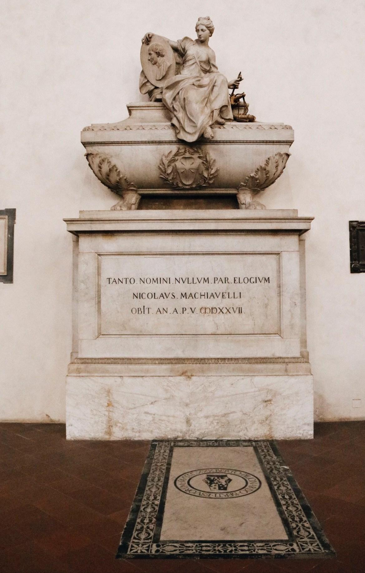 Túmulo de Maquiavel