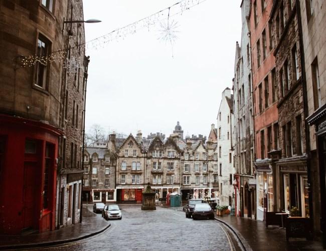 Victoria Street Harry Potter