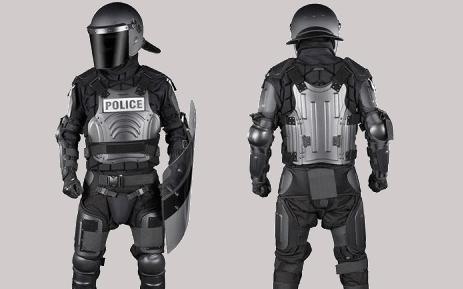 Riot Equipment