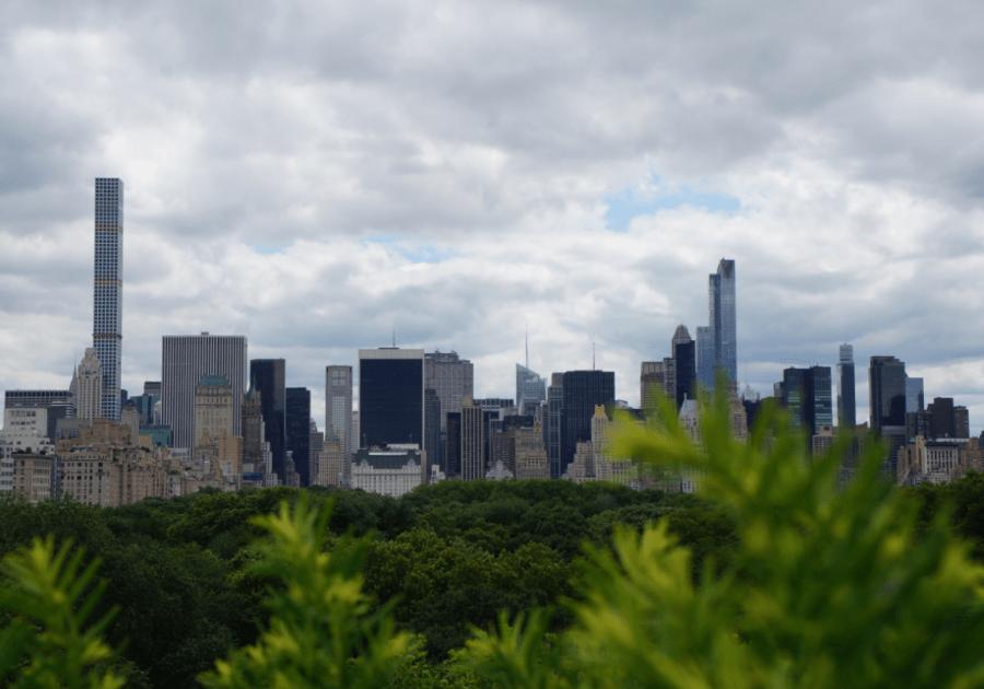 La terrasse du Met