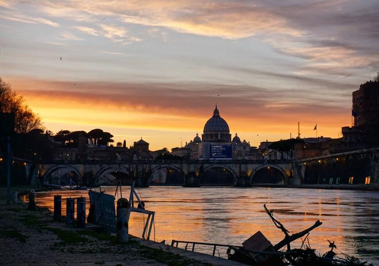 Week-end à Rome