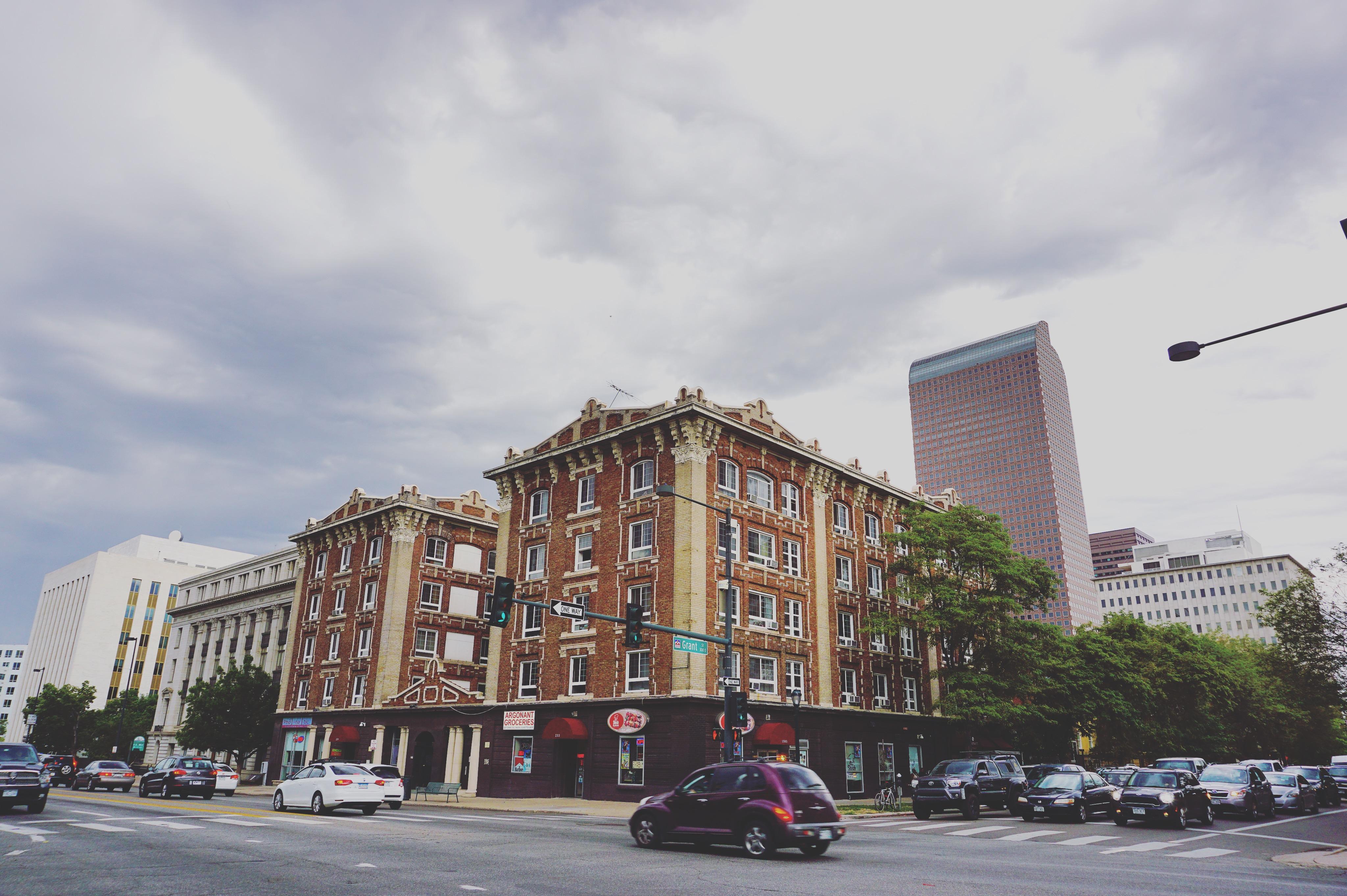Road trip aux USA: Denver