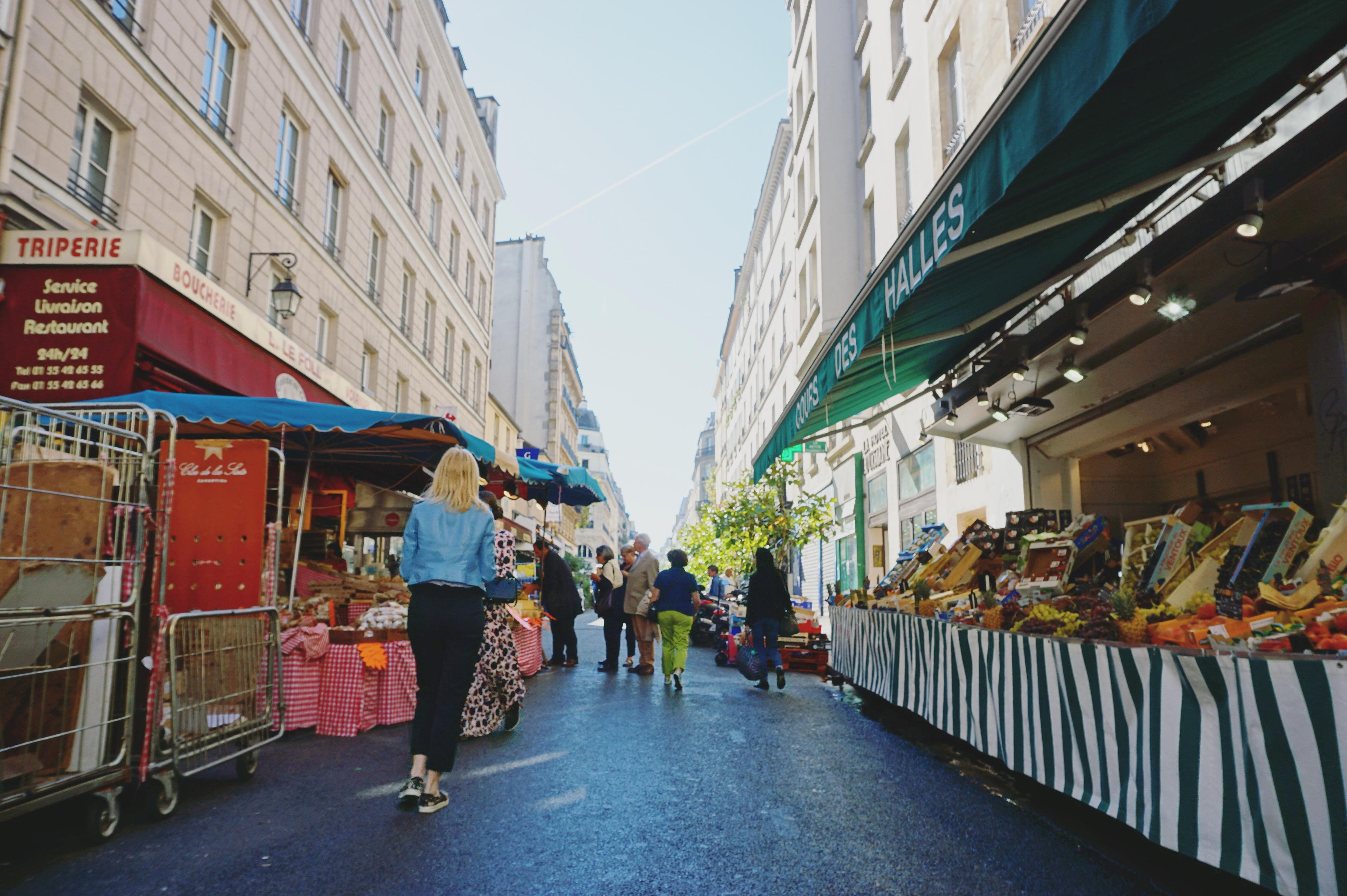 Week end gourmand Paris