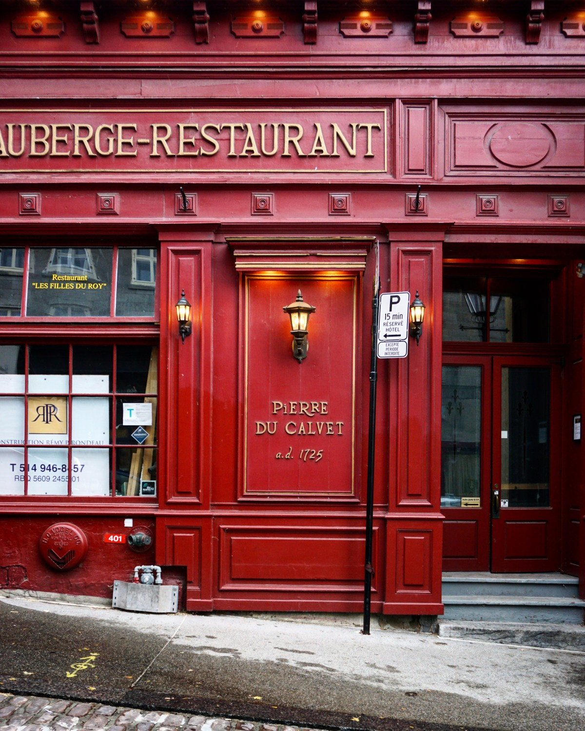 What to see in the old Montreal