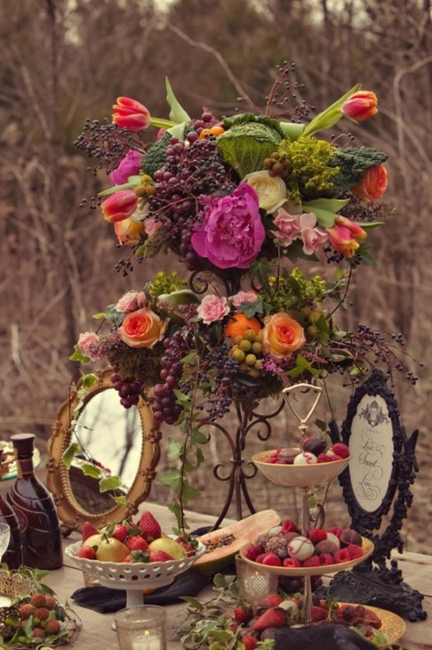 31 Days Of Weddings Day 28 Baroque Theme All Occasions Plus