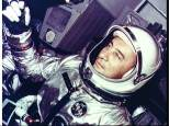 Virgil I. Grissom and John Young during training for Gemini 3 mission.