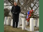 NASA Administrator at Arlington National Cemetery