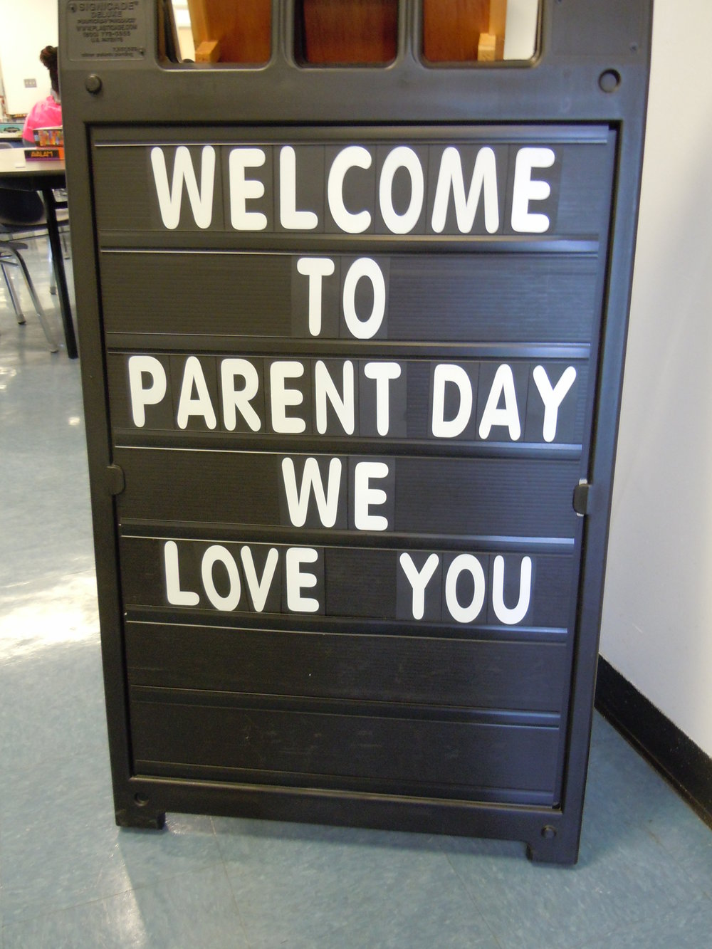 Parent Day Photo 1