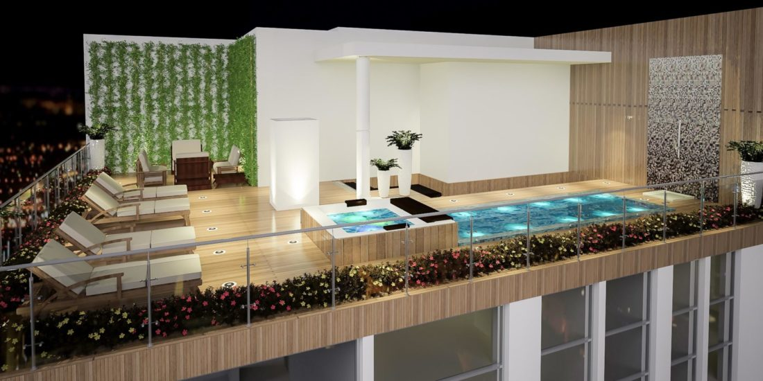 terraza Penthouses