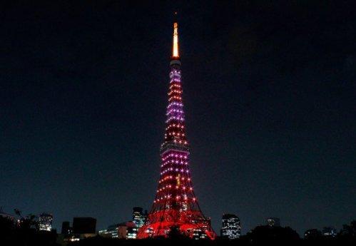東京タワーバレンタイン・ダイヤモンドヴェールの穴場スポットや開催日時は?