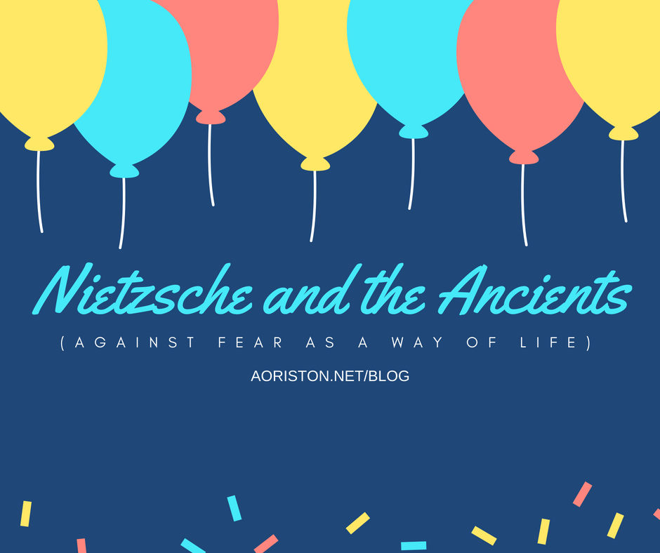 Nietzsche and the Ancients