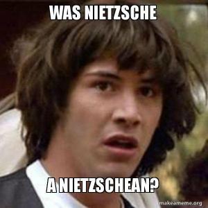 Nietzschean Genealogy