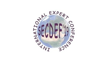 Invitation to the International Expert Conference SECDEF 19