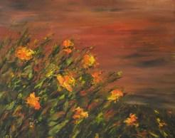 1000-Blumenwiese 80 x 70
