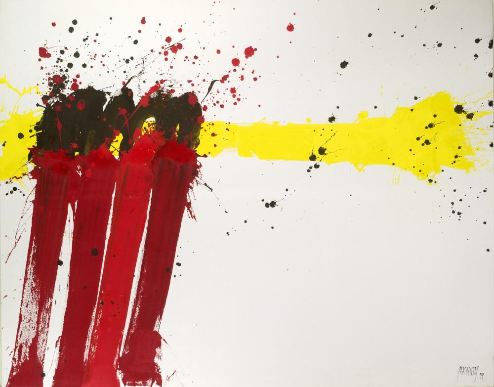 Abstraktion in Österreich. Ausstellung zur Entwicklung der abstrakten Malerei
