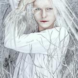 Anna Spiakowska - Onurah: December, Digital Art, Foto Manipulation, Art On Screen - [AOS] Magazine