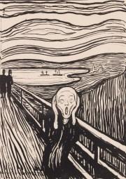 Edvard Munch Der Schrei, Edvard Munchs Meisterwerke, Edvard Munch
