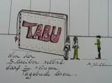 Michaela Stockhammer. Tinte, Acryl. 20x 30 cm. 2013 (2) | Art On Screen - [AOS] Magazine