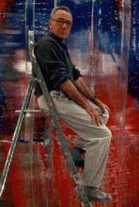 Gerhard Richter, deutscher Maler, Bildhauer und Fotograf, Art On Screen - NEWS - [AOS] Magazine