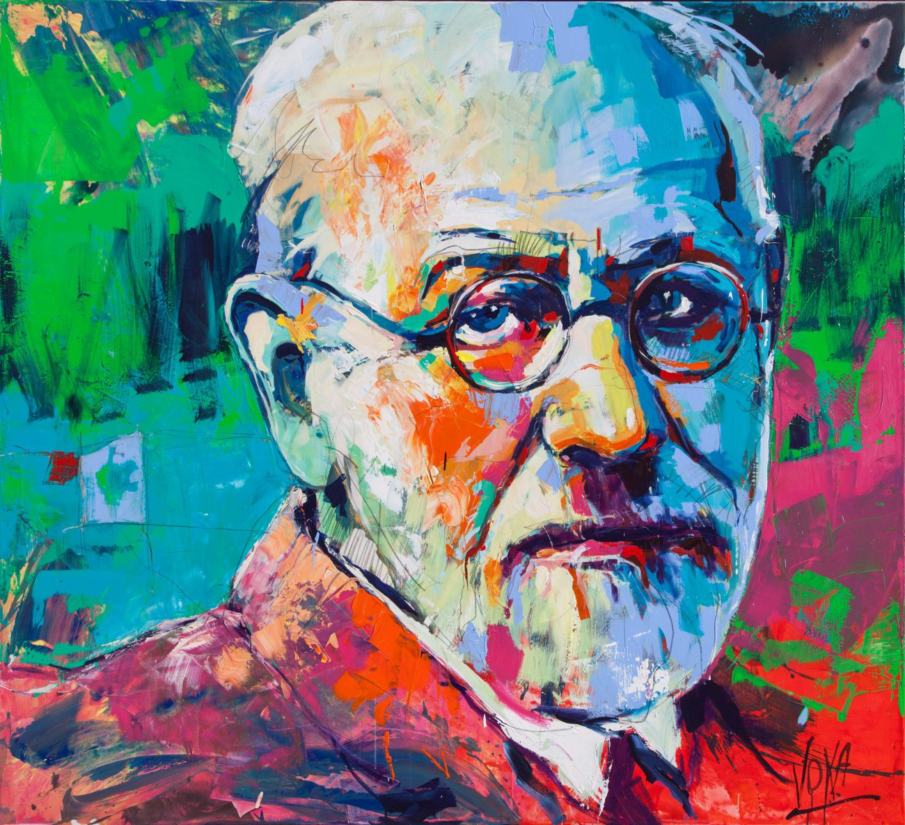 Sigmund Freud, Art On Screen - NEWS - [AOS] Magazine
