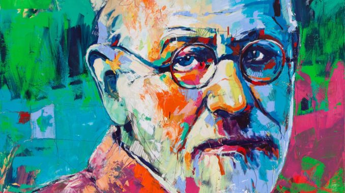 Sigmund Freud, Art On Screen - NEWS - [AOS] Magazine