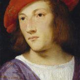 TIZIAN, Bildnis eines jungen Mannes, Poesie der venezianischen Malerei, Art On Screen - News - [AOS] Magazine