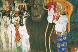 Der Beethovenfries von Gustav Klimt, Die feindlichen Gewalten