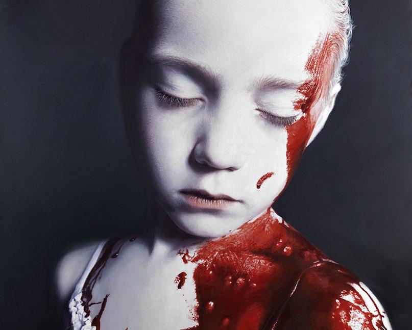 Gottfried Helnwein und Werner Berg - Kind, Kinder...