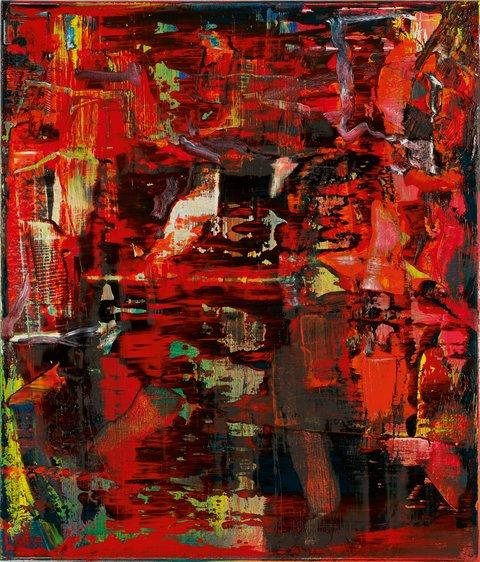 Gerhard Richter - Neue Bilder, Art On Screen - News - [AOS] Magazine