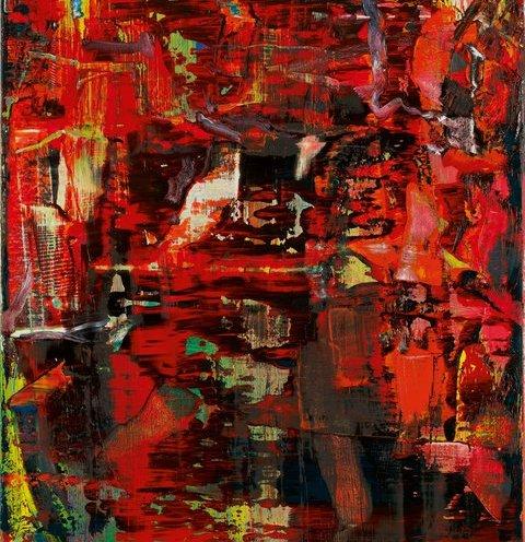 Museum Ludwig, Gerhard Richter - Neue Bilder, Gerhard Richter, Art On Screen - News - [AOS] Magazine