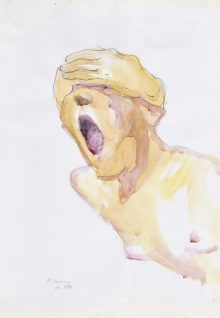 Maria Lassnig, Zwiegespräche, Art On Screen - News - [AOS] Magazine