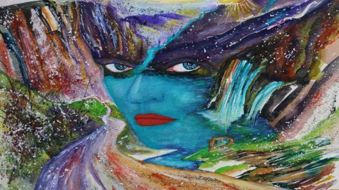 zeitgenössische Künstlerin, Ella Kleedorfer-Egger, Art On Screen - News - [AOS] Magazine
