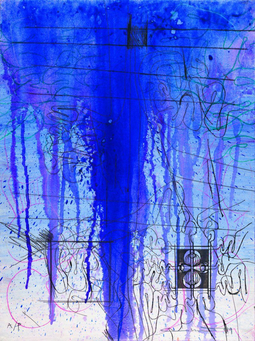 Hermann Nitsch - das druckgrafische Werk, Art On Screen - News - [AOS] Magazine