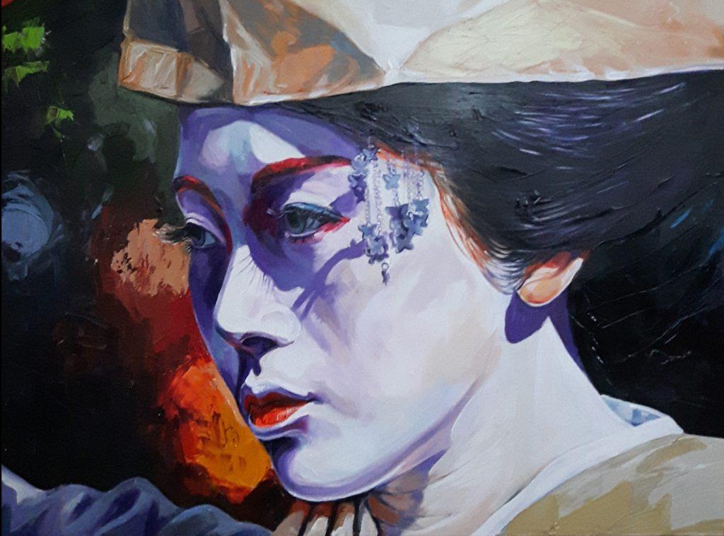 Memoirs of a Geisha, Enke Caecilie Jansson, Geisha von Rob Marshall, Filmdrama mit Zhang ZiyiArt, On Screen News - [AOS] Magazine