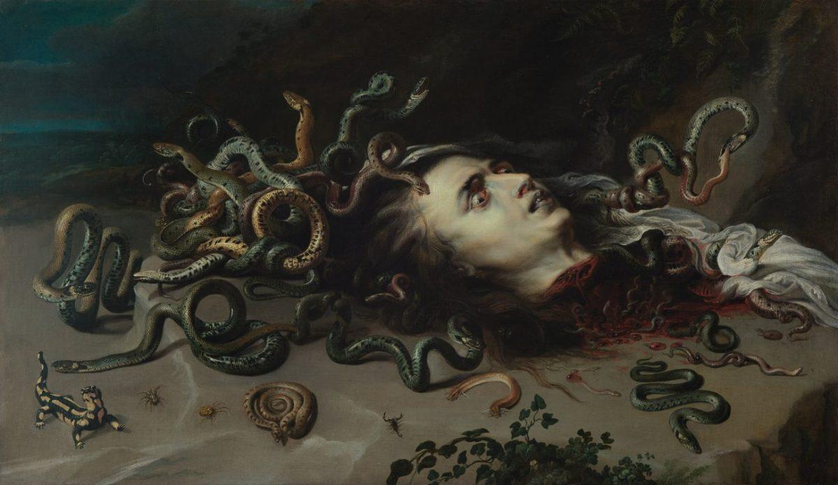 Haupt der Medusa - Berliner Philharmoniker