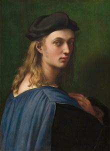 Raffael, Porträt des Bindo Altoviti, Raffaello Santi, Albertina, Raffael in Wien, Art On Screen - News - [AOS] Magazine