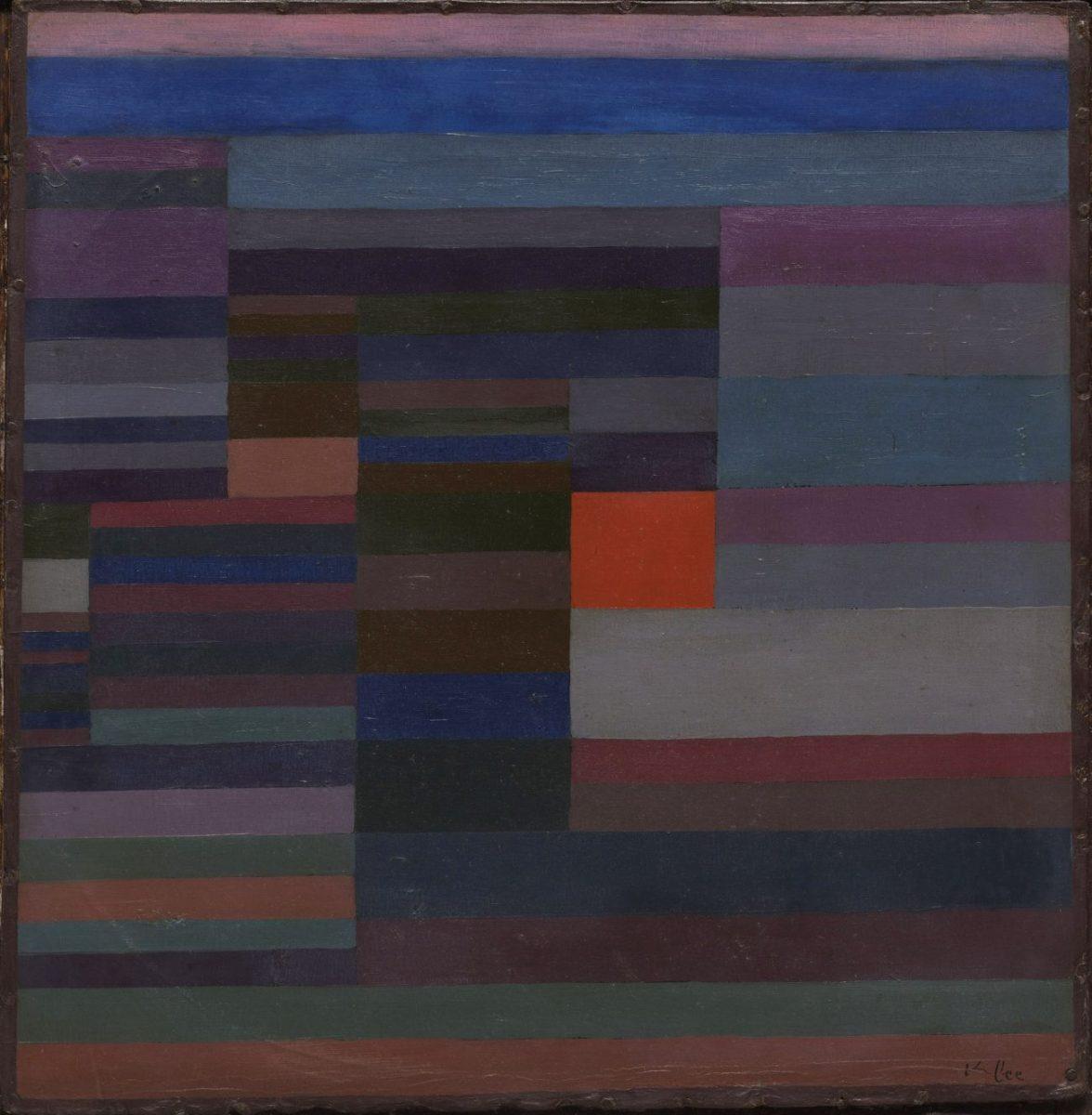 Paul Klee Ausstellung in der Nähe von Basel
