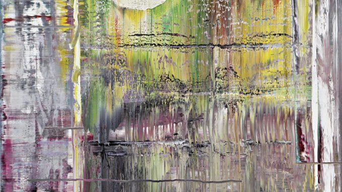 Die Sammlung Beyeler, Die Sammlung Beyeler, GERHARD RICHTER, HAGGADAH, 2006, Öl auf Leinwand, Art On Screen - News - [AOS] Magazine