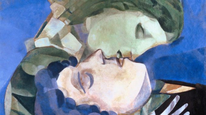 The Heidi Horten Collection, MARC CHAGALL, LES AMOUREUX, Art On Screen - News - [AOS] Magazine