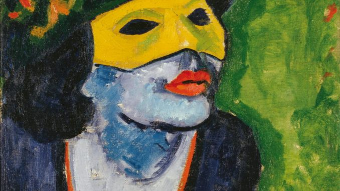 The Heidi Horten Collection, MAX PECHTSTEIN, GELBE MASKE, Art On Screen - News - [AOS] Magazine