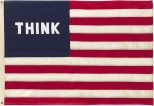 AMERICA! AMERICA! HOW REAL IS REAL? William N. Copley, Imaginary Flag for U.S.A., 1972 © VG Bild-Kunst, 2017, Art On Screen - News - [AOS] Magazine